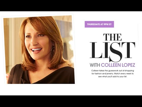 HSN | The List With Colleen Lopez 7.24.14