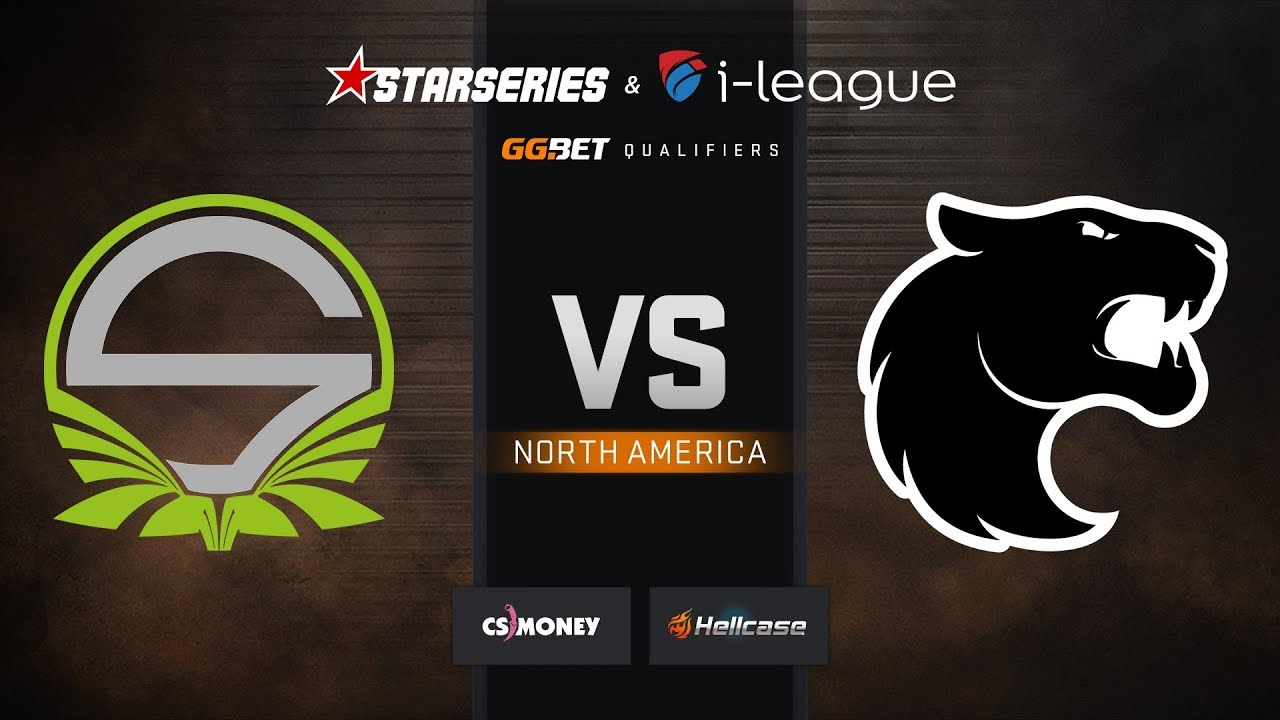 [EN] Singularity vs FURIA, map 1 cache, StarSeries & i-League S7 GG.Bet NA Qualifier