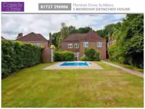 5 bedroom detached house for sale Marshals Drive, St Albans, Hertfordshire