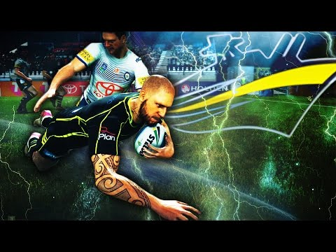 Rugby League Live 3 Dreadnoughts Franchise Ep. 1 | Game 1 & 2, Rules and MORE!!!