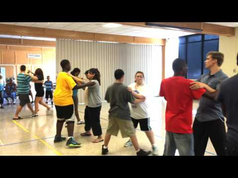 GAVRILOV DANCE- Benway School Summer Workshop 2016 Waltz