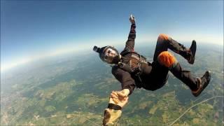 Skydive Spa May 2017 Jumps