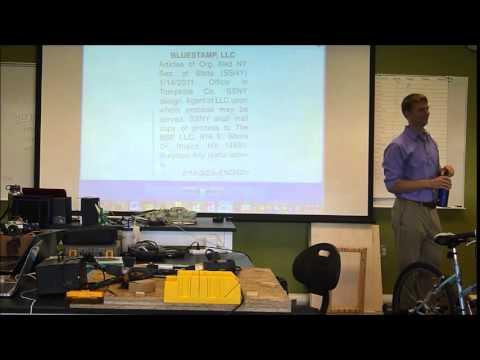 Dave Young speaks to BlueStamp Denver about entrepreneurship