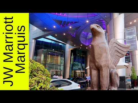 JW Marriott Marquis Hotel Dubai - review