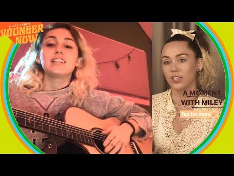 "Miley Cyrus: The Making of ""Younger Now"""