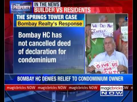 Wadia vs. Residents: Bombay HC denies relief to condominium owner - The Property News
