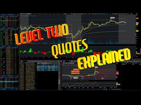 Introduction to Level 2 quotes & How we use them | Better Investments