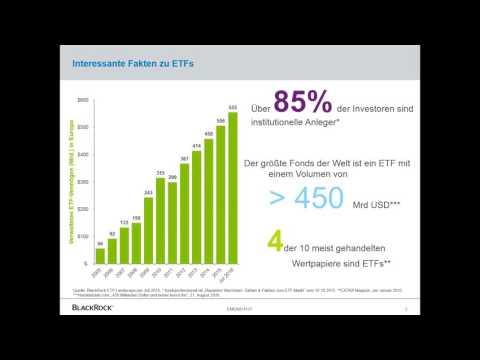 ETFs: Liquide investieren - auch in volatilen Zeiten