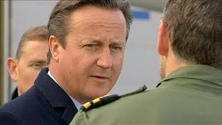 David Cameron défendra des frappes contre l