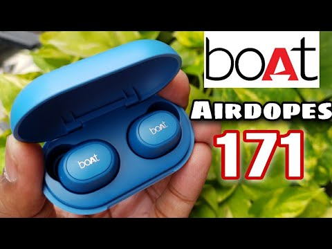 boAt Airdopes 171 TWS   Review   Unboxing   Pubg Latency Test   Best Earphones at 1,799?