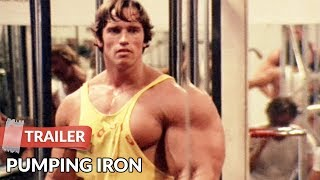 Pumping Iron 1977 Trailer HD | Documentary | Arnold Schwarzenegger
