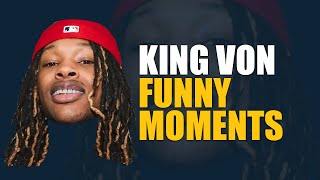 King Von Funny Moments (BEST COMPILATION)