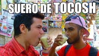 Suero de tocosh con Jorge Comedia - Venezolanos en Peru