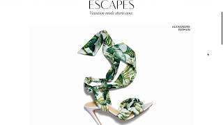 Bergdorf Goodman - Resort Accessories 1