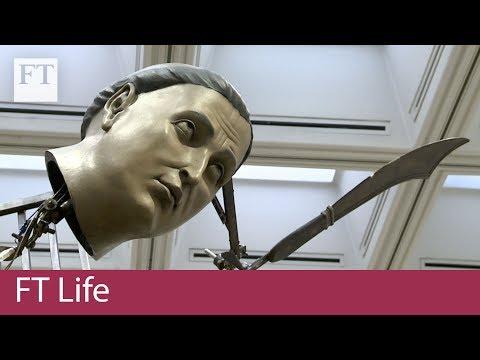 Simon Schama's art attack   FT Life