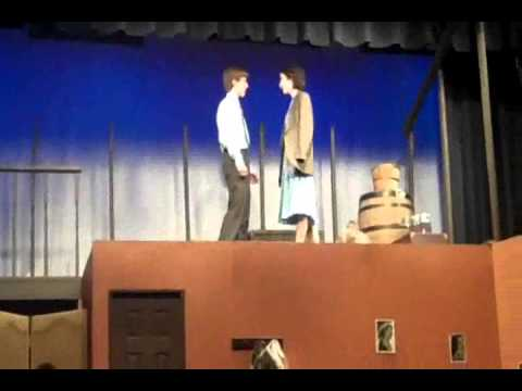 The Diary of Anne Frank Trailer-West Springfield High School