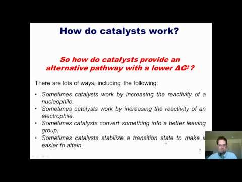 Chapter 24 – Catalysis: Part 1 of 2