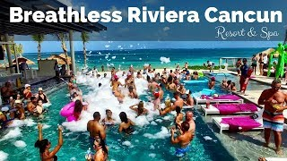 Breathless Riviera Cancun Resort & Spa Experience