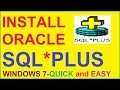 Oracle Database tutorials: How to install Oracle Database 11g on windows 7,8,8.1,10 &linux