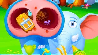 Fun Jungle Animal Care Kids Games - Save The Jungle Animals - Jungle Doctor Games For Kids
