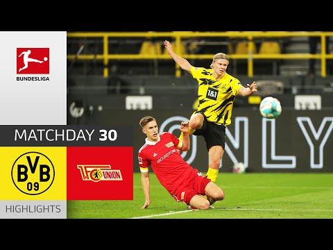 Borussia Dortmund - Union Berlin   2-0   Highlights   Matchday 30 – Bundesliga 2