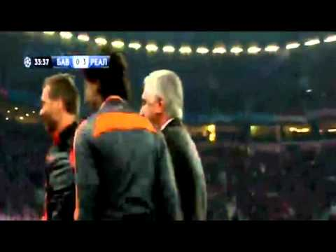 Bayern Munich vs Real Madrid Uefa Champions League Semifinal 0:4 29.04.2014