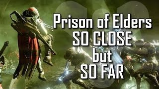 So How Does Prison of Elders Look a Month In?