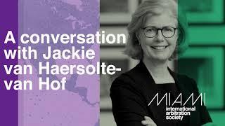 MIAS Conversation with Jackie van Haersolte-van Hof