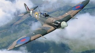 William Walton : Spitfire Prelude and Fugue. Video clips.