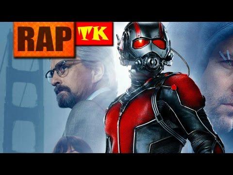 Rap do Homem-Formiga // Tamanho Reduzido // TK RAPS