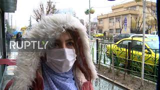 Iran: Tehran residents call for tough measures death toll from coronavirus reaches 15