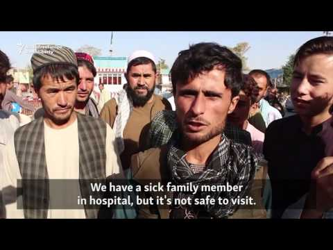 Afghan Forces Battle To Drive Taliban From Kunduz