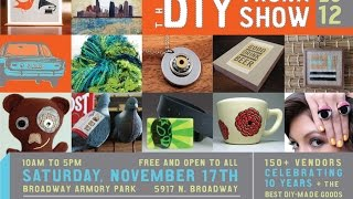 The Diy Trunk Show 2012 - Chicago