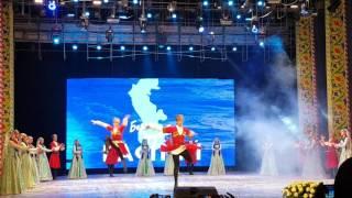 Лезгинка, танец жениха и невесты, Кавказ