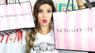 Fall Clothing Haul 2015 TRY ON | Victoria Secret, H&M and MORE