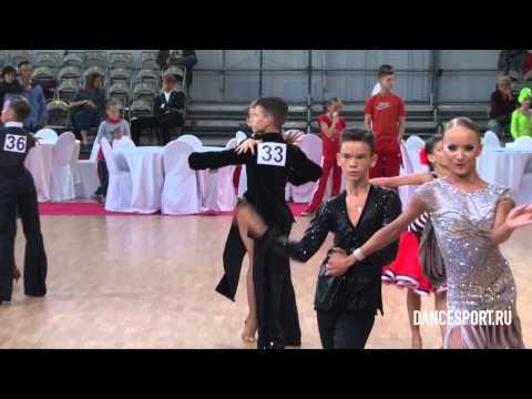 Junior-1, Latin, Final Rumba