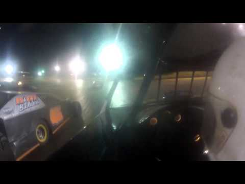 411 motor speedway in-car openwheel modified feature 10-17-15