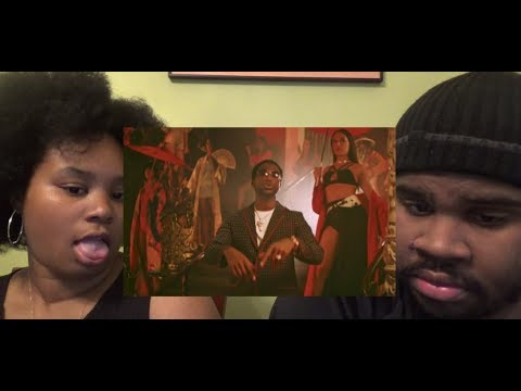 GUCCI MANE - TONE IT DOWN FT CHRIS BROWN (MUSIC VIDEO) - REACTION