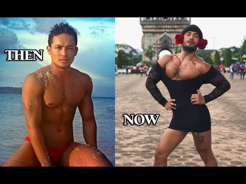 Sinon Loresca THEN And NOW