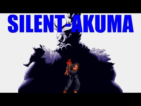 [2/3] 静豪鬼(Silent-Akuma) - スーパーストリートファイターII X [PS]