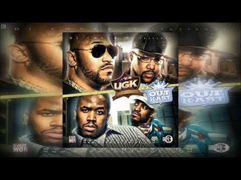 UGK vs. Outkast - Battle For Supremacy [Full Mixtape + Download Link] [2008]
