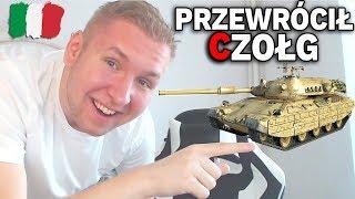 PRZEWRÓCIŁ CZOŁG - World of Tanks
