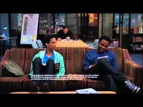 Troy and Abed - Community Endings Season 1