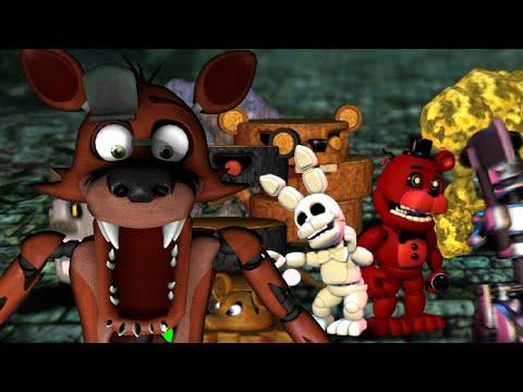 WIR SIND DIE BÖSEN - Let's Play FNaF World Simulator #1   Indie Game
