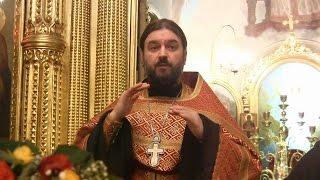 Святая Великомученица Варвара. Прот.Андрей Ткачёв (16.12.2016г.)