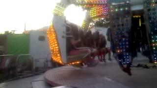 Madison County 4-H fair the girls had a blast