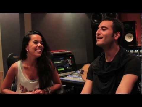 "Beatriz Luengo feat. Jesus Navarro ""Ley De Newton"""
