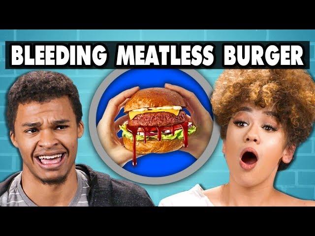 bleeding-meatless-burger-impossible-burger-college-kids-vs-food