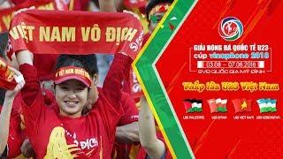Cổ Động Viên - Nguồn động lực vô giá của ĐT U23 Việt Nam | VFF Channel