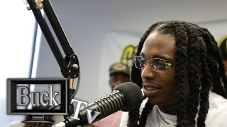 Jacquees Interview with Streetz 103.3 On Buck Tv